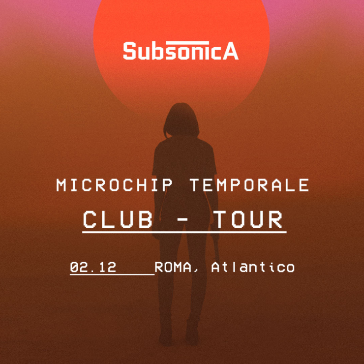 Subsonica – Microchip Temporale Club Tour – Roma 2