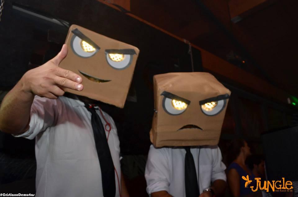 DJ FROM MARS @JUNGLE CLUB 2013