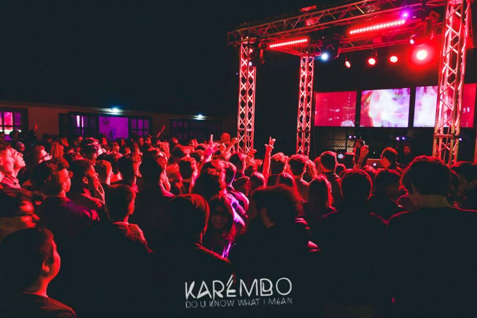 MADH live + GIO BRUNETTI @KAREMBO CLUB 2015