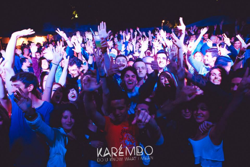 90's Night Long ☆ NEJA LIVE @KAREMBO CLUB 2015