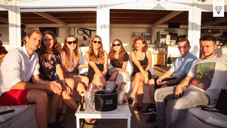 UNDICI w/ ONLYSMILE @Tuscany Beach 22/07/2020