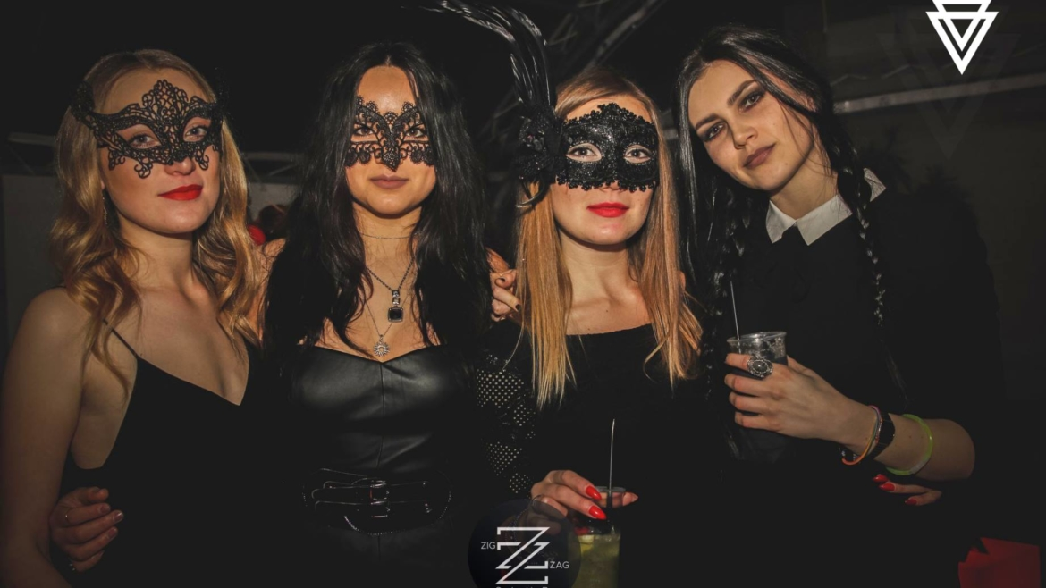 CARNIVAL PARTY @ZIGZAG 2018