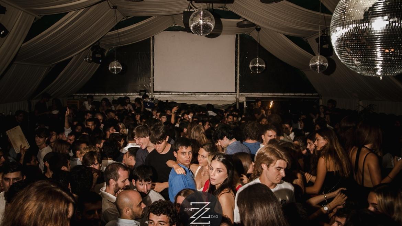 TABATA NIGHT @ZIG ZAG 2018