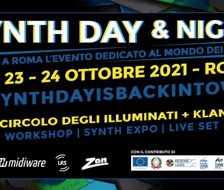 Synth Day & Night   Roma