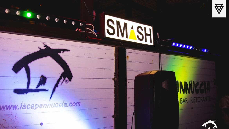 Beach Party w/ SMASH @LA CAPANNUCCIA 2018